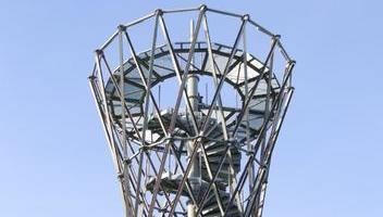 Wieża widokowa na Górze Borowej