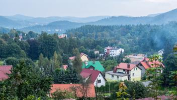 Punkt widokowy przy ul. Wałbrzyskiej