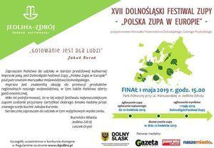 XVII Dolnośląski Festiwal Zupy.