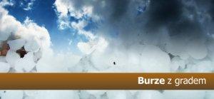 OSTRZEŻENIE O BURZACH Z GRADEM z dnia 24.06.2013r