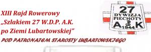 XIII Rajd Rowerowy