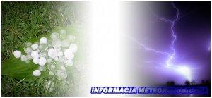 INFORMACJA METEOROLOGICZNA