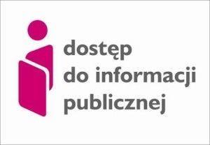 Wniosek o udzielenie informacji publicznej z dnia 7 listopada 2018 roku