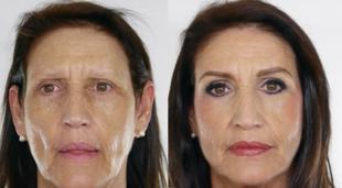 Super makijaż odmładzający o 10 lat!