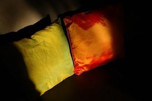 Kiedy szybko potrzebujesz poduszki...