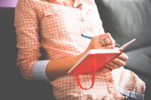 Pisanie pamietnika szkodliwe dla zdrowia?