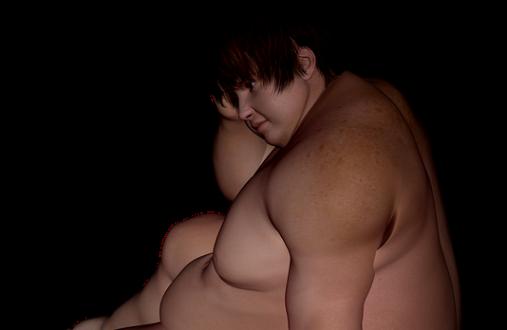 60 procent otyłych osób cierpi na depresję