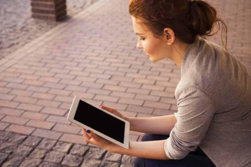 Jak kobiety szukają partnera w internecie?