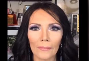 Najbardziej niesamowite odmiany - makijaż dla starszych kobiet!