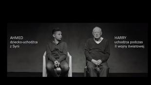 Harry i Ahmed - krótki film o uchodźcach