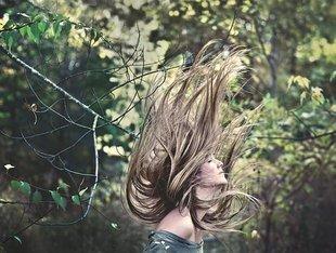 Osho o kobiecości - kobieta, jeśli nie jest dzika, nie może być piękna