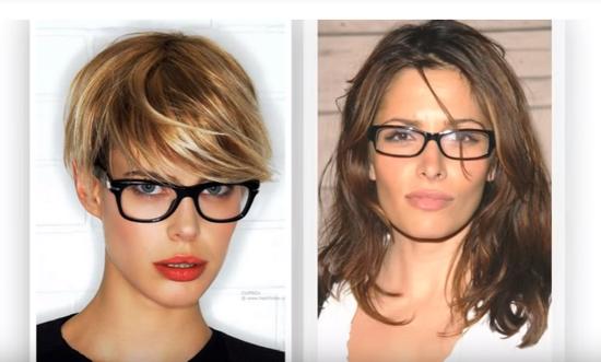 Fryzury Dla Kobiet Które Noszą Okulary Kobietaxlpl