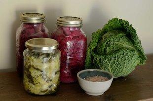 Żywność fermentowana - źródło naturalnych antybiotyków, chroni przed rakiem!