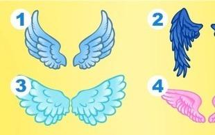 Wybierz jedną parę anielskich skrzydeł i sprawdź, opieki którego anioła teraz potrzebujesz!