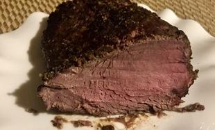 Pieczona wołowina według przepisu Eli Wójcik