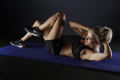 13 ćwiczeń na płaski brzuch