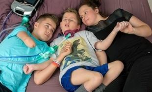 Kiedy troje dzieci choruje...