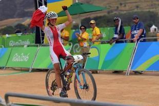 Olimpijski rower Mai Włoszczowskiej z Rio zlicytowany na aukcji WOŚP za ponad 50 tys. zł