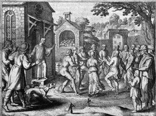 Średniowieczna plaga - zaraza taneczna
