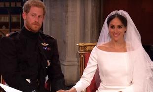 Meghan i Harry - królewskie zaślubiny