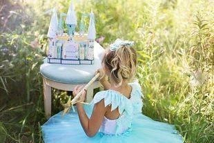 Nie warto być księżniczką...