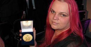 Agata Wróbel, znana sztangistka, prosi o pomoc w leczeniu
