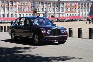 Royal Baby będzie jednym z najbogatszych książąt świata, sama korona prababci - 12 mld. dolarów!