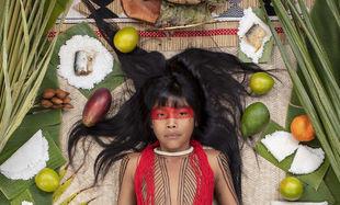 Co jedzą dzieci na świecie?