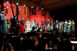 Lubelski Teatr Muzyczny gościnnie w Kozłówce
