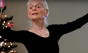 Suzelle Poole - tańczy od ponad 50 lat