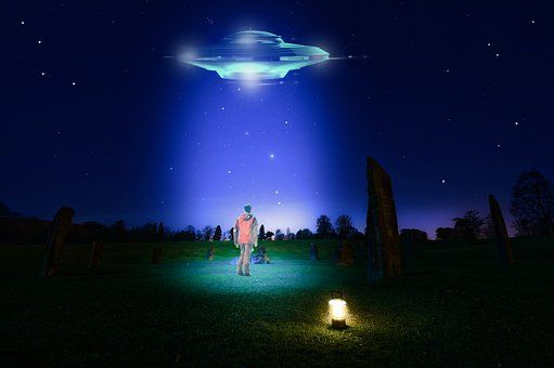 Drwal porwany przez UFO