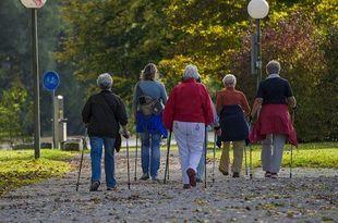 Szybszy chód sprzyja dłuższemu życiu