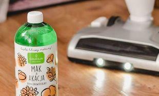 Naturalne produkty do sprzątania i prania
