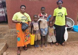 Koronawirus uderzył rykoszetem. Matki z Ugandy potrzebują wsparcia matek ze świata