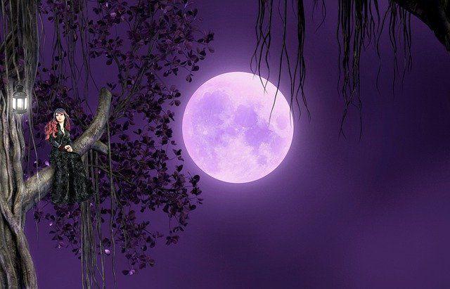 W Halloween zaświeci nam Niebieski Księżyc