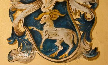 Baran - pierwszy znak zodiaku. Symbol początku