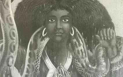 Marta Dominatorka - święta, która daje kobietom władzę nad mężczyznami