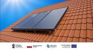 Energia odnawialna w Gminie Markuszów – kolektory słoneczne