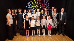 XIII Gminny Turniej Poezji Dziecięcej w Ciecierzynie