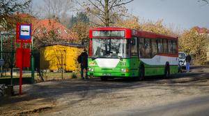 Autobus linii 44 kursuje teraz do Jakubowic Konińskich