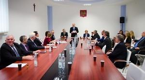 Pierwsza sesja VII kadencji Rady Gminy Niemce