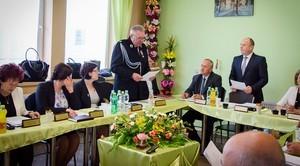 Absolutoryjna, VIII sesja Rady Gminy Niemce