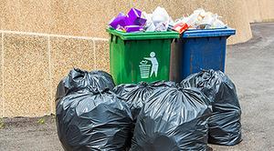 Osiągnięty poziom ograniczenia masy odpadów komunalnych