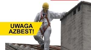 Usuwanie odpadów i wyrobów zawierających azbest