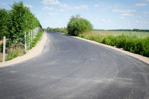 Przebudowa drogi gminnej w miejscowości Stoczek