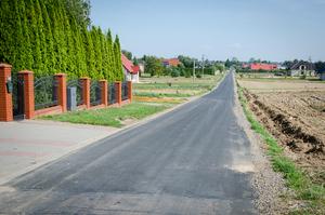 Modernizacja ul. Klonowej w Jakubowicach Konińskich Kolonia