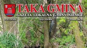 Taka Gmina - najnowszy numer lokalnej gazety