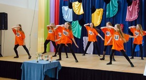 V Gminny Konkurs Taneczny - Wiosenne Spotkania Taneczne Krasienin 2016