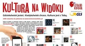KULTURA NA WIDOKU - książki, muzyka, filmy z legalnych źródeł