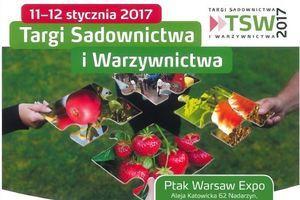 Targi sadownictwa i warzywnictwa 2017